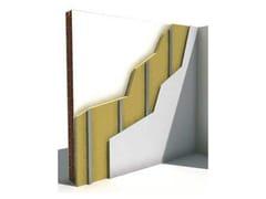 - Insulation system for special application CONTROPARETE W623 - Knauf Italia