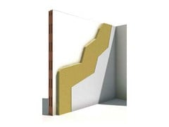 - Insulation system for special application CONTROPARETE W624 - Knauf Italia