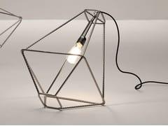 - Steel table lamp CON.TRADITION - Opinion Ciatti