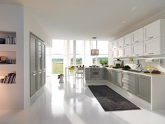 - Decapé ash kitchen with handles CLAUDIA | Decapé kitchen - Cucine Lube