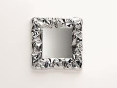 - Wall-mounted framed mirror TAB.U MIRROR MICRO - Opinion Ciatti