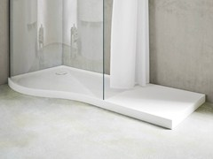 - Korakril™ shower tray BOMA | Korakril™ shower tray - Rexa Design