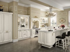 - Decapé kitchen with island PANTHEON | Kitchen - Cucine Lube