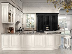 - Decapé kitchen with handles PANTHEON | Kitchen - Cucine Lube
