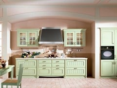 - Lacquered wooden kitchen VELIA LACCATA | Kitchen - Cucine Lube