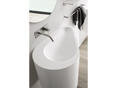 - Wall-mounted washbasin tap BREZZA | Wall-mounted washbasin tap - Rexa Design