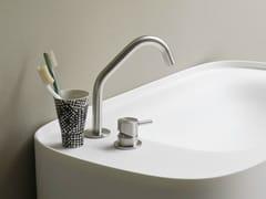 - 2 hole washbasin tap BREZZA | Washbasin tap - Rexa Design