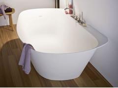 - Oval Korakril™ bathtub FONTE | Bathtub - Rexa Design