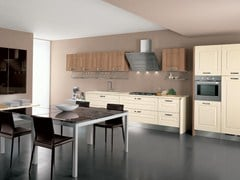 Fitted kitchen LEDA | Kitchen - Cucine Lube