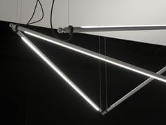 - LED direct-indirect light pendant lamp COLIBRÌ   Pendant lamp - Martinelli Luce