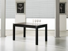 - Rectangular dining table LOGICO - Aster Cucine