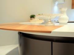 Cucina in rovere con penisolaDOMINA | Cucina con penisola - ASTER CUCINE S.P.A.