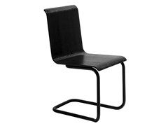 - Cantilever stackable multi-layer wood chair 23 | Cantilever chair - Artek