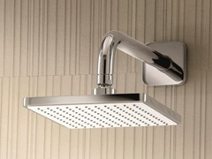 - Wall-mounted overhead shower with anti-lime system Overhead shower with anti-lime system - Fantini Rubinetti