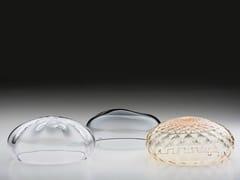 - Oval crystal lampshade COVER FOR CHIARA - ILIDE italian light design