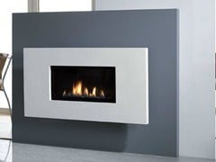 - Gas fireplace OPTICA 50 - BRITISH FIRES