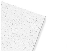 - Plasterboard ceiling tiles THERMATEX MERCURE - Knauf Italia