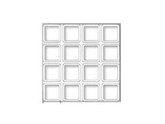 - Plasterboard ceiling tiles AMF - Knauf Italia
