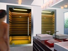 - Sauna for aromatherapy SWEET SAUNA 50 - STARPOOL