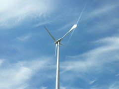 - Vertical Wind power system MANNIBREEZE - MANNI ENERGY