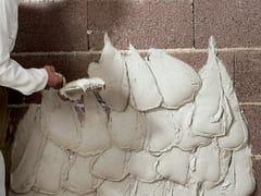 - Gypsum plaster HP MANO - Knauf Italia