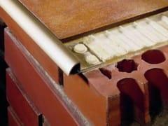 NOVOVIERTEAGUAS | Profilo e scossalina per impermeabilizzazione in alluminio