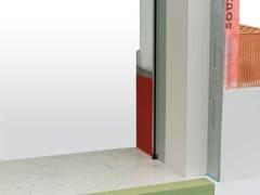 Controtelaio per finestraIN-FINITO NEW FILO MURO - DE FAVERI