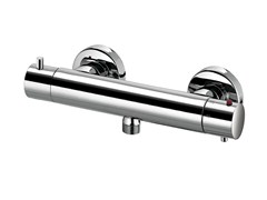 - Design thermostatic brass shower tap with diverter OKI | Thermostatic shower tap - Bossini