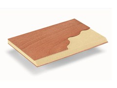 - Okoumé thermal insulation panel Larimar® 60 - BELLOTTI