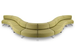 - Sectional modular sofa PATH DIAMOND - SitLand