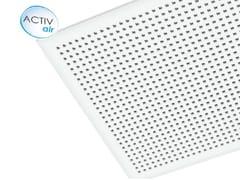 - Ceiling tiles Gyptone® Activ'Air® Quattro 20 - Saint-Gobain Gyproc