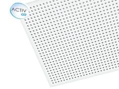 - Ceiling tiles Gyptone® Activ'Air® SIXTO 60 - Saint-Gobain Gyproc