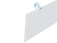 - Acoustic plasterboard ceiling tiles Rigitone™ Activ'Air® 10/23 - Saint-Gobain Gyproc