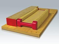Pannelli e travi in legno
