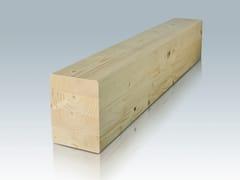 Trave in legno lamellare