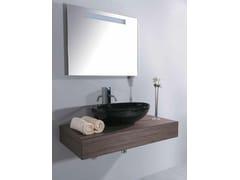 - Single washbasin countertop MINIMAL 15 - LA BOTTEGA DI MASTRO FIORE