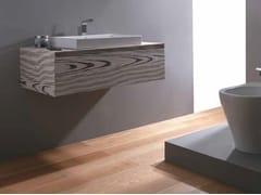 - Single washbasin countertop MINIMAL 30   Washbasin countertop - LA BOTTEGA DI MASTRO FIORE