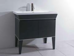 - Vanity unit with doors MINIMAL DECO | Vanity unit - LA BOTTEGA DI MASTRO FIORE