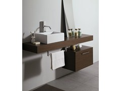 - Washbasin countertop SYSTEM | Washbasin countertop - LA BOTTEGA DI MASTRO FIORE