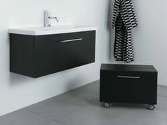 - Wall-mounted vanity unit with drawers K100 - LA BOTTEGA DI MASTRO FIORE