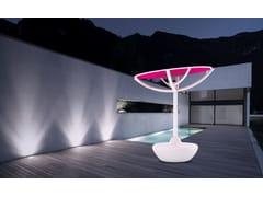 Lampada da terra a LED con seduta integrataSMILE - BEAU & BIEN