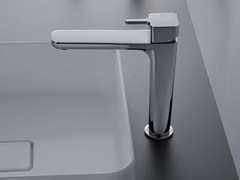 - Countertop single handle 1 hole washbasin mixer KING | Washbasin mixer - CRISTINA Rubinetterie