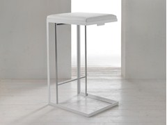 - High steel barstool GRAY | High stool - MY home collection