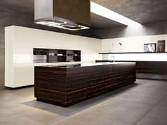 - Ebony kitchen ELLE VIP - COMPOSITION 3 - Cesar Arredamenti