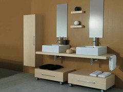 - Bathroom furniture set 10 | Bathroom furniture set - LA BOTTEGA DI MASTRO FIORE
