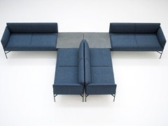 - Sectional fabric sofa CHILL-OUT | Sectional sofa - Tacchini Italia Forniture