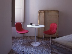 - Sled base chair DOODLE | Chair - Tacchini Italia Forniture