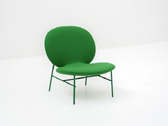 - Upholstered easy chair KELLY E - Tacchini Italia Forniture