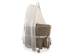 - Iron cradle with casters CARLOTTA ESSENCE - Cantori