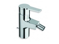 - Chrome-plated single handle bidet mixer DIARIO | Bidet mixer - CRISTINA Rubinetterie